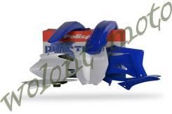 Комплект пластика Polisport Yamaha YZ250F/450F 06-09 синий с белым 90117
