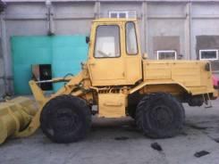 Орловский погрузчик ТО-6А, 1987