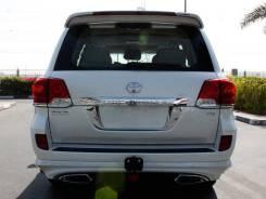 "Спойлер ""Sport Luxury"" Toyota Land Cruiser 200 2015"