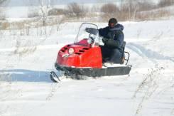 Продам снегоход Буран 640