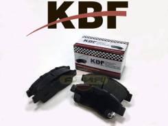 Задние тормозные колодки KBF JS24653 (Керамические)