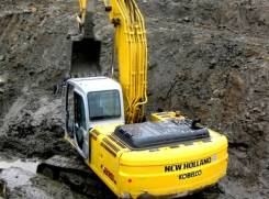 New Holland E215, 2011