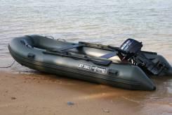 Продам лодку ПВХ Shturman JET 380