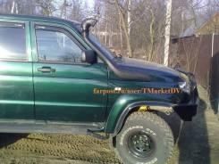 Шноркель усиленный для УАЗ Патриот Бесплатная доставка