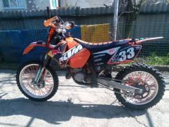KTM 125 EXC, 2007