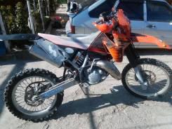 KTM 125 EXC, 2000