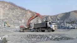 Грузоперевозки Самосвалы 2-16-20 кубов,3-25 тонн Щебень Песок Скальник