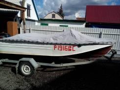 Продам лодку с мотором и роспуском