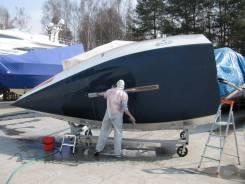 . Предпродажная подготовка катеров