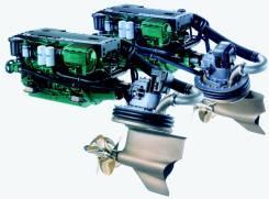 Ремонт судовых двигателей катеров