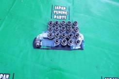 Комплект колесных гаек , шаг резьбы 12х1.5 - оригинал Japan