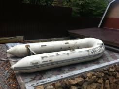 Лодка мираж 3,6