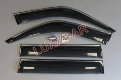 Ветровики боковых окон (Дефлекторы) oyota Land Cruiser FJ80 1991-1997