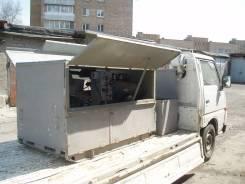 Сварочный диз. -генератор (САГ Россия) на базе N. Atlas
