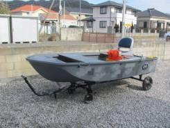 Лодка Yamaha Fish-10
