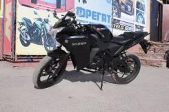 ABM X-moto GX250. 250куб. см., исправен, птс, без пробега