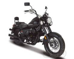 ABM X-moto Road Star 250, 2017