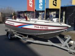 Катер, Лодка Корвет-500A + ПЛМ 90 л. с.