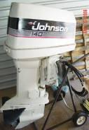 Мотор Джонсон 140 (продам документы) 9.5 т. р