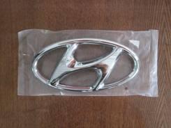 Эмблема решётки радиатора Hyundai Solaris NEW 2015 (2014-2016)