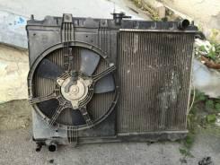 Вентилятор радиатора X-Trail (T30) 2001-2006 (В Сборе)