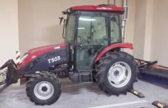TYM T503 CAB, 2011