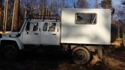 ГАЗ-33081 Егерь II, 2008