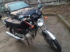 Yamaha YBR 125, 2005