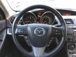 Активация круиз-контроля Mazda 3 BL