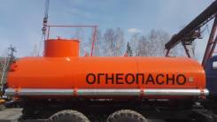Цистерна атз 10 на Урал, Камаз