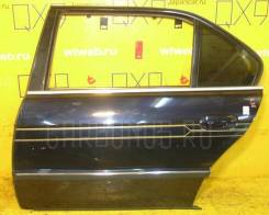 Молдинг на дверь заднюю левую bmw e38 Long  Alpina