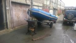 Продам  лодку Poseydon 4.3 Посейдон 4.3 Метра