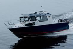 КС-701М. 2016 год, длина 9,00м., двигатель подвесной, 350,00л.с., бензин. Под заказ