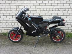 Ducati 125, 2018
