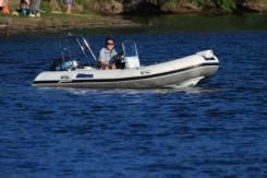 Новая Лодка РИБ Mercury Stormline Luxe 420. Гарантия