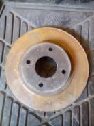 Диск тормозной передний Nissan primera P11 (99-02г) лев. руль. GA16