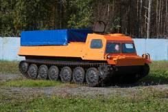 Снегоболотоход ГАЗ-73М