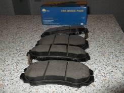 Колодки тормозные дисковые передние KIA SOUL