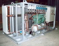 Судовое рефрижераторное и холодильное оборудование