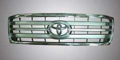 Решетка радиатора Toyota Land Cruiser 100 хром (дизайн 2006). Отправка