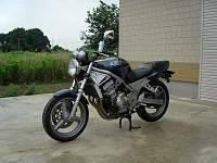 Honda CB1, 1989