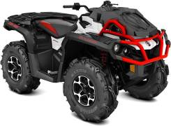 BRP Can-Am Outlander 650 X MR, 2016