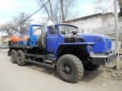 Агрегат для депарафинизации скважин АДПМ 10/12/150 на базе Урал