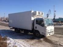 Доставка реф грузов в/из Китай/я. Собственный транспорт.
