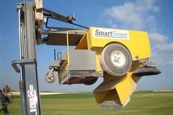 Smartsweep. Подметально-уборочная машина для вилочных погрузчиков