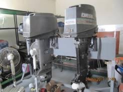 Продам дизельный лодочный мотор Yanmar D27