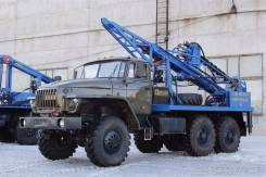 Урал 4320. Урал бурильная машина, 2 700куб. см. Под заказ