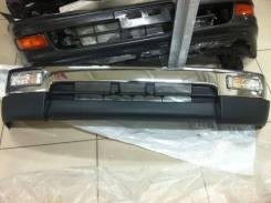 Бампер. Toyota Hilux Surf, KDN185, KDN185W, KZN185, KZN185G, KZN185W, RZN180, RZN180W, RZN185, RZN185W, VZN180, VZN180W, VZN185, VZN185W Toyota 4Runne...