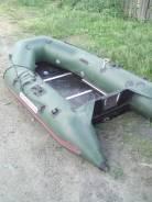 Продам лодку ПВХ nissanmaran
