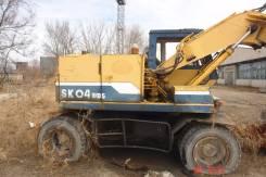 Kobelco SKO4  WDS, 1991